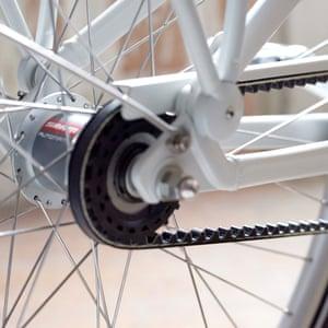 Ikea Sladda bicycle detail