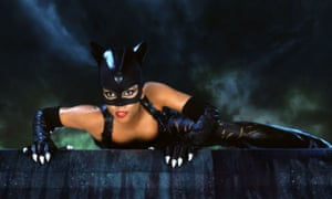 Halle Berry in Catwoman.