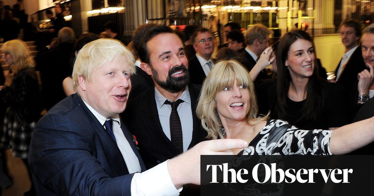Revealed: ex-KGB agent did meet Boris Johnson at Italian party