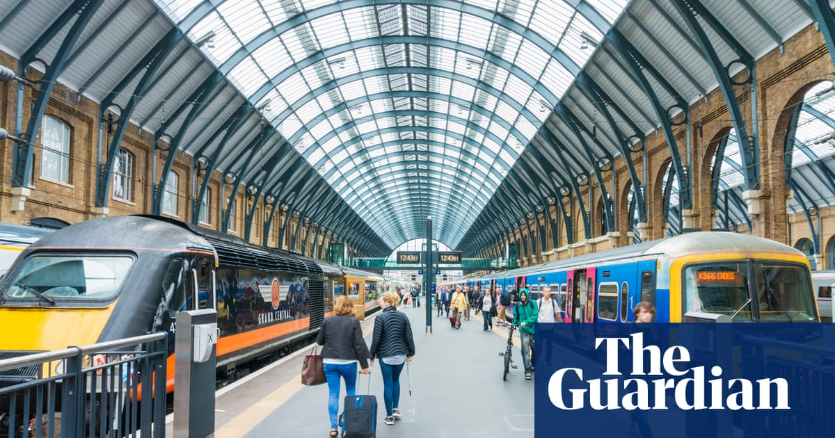 Rail passengers in England and Wales could see biggest fare rise since 2012
