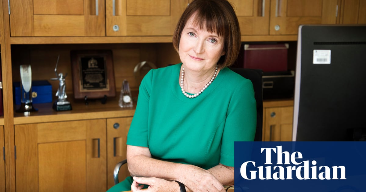 'An agent for change': Harriet Harman on her bid to be Speaker