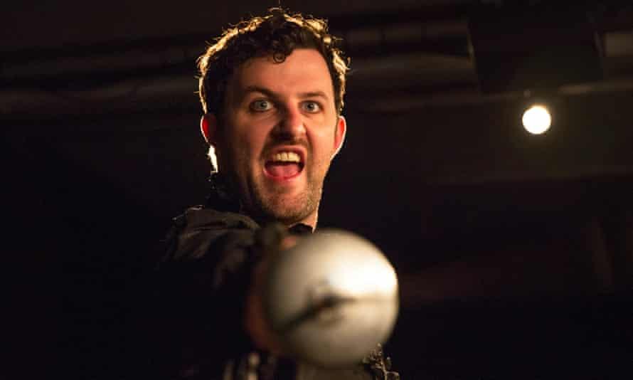 Ciarán Dowd's spoof historical epic Don Rodolfo.
