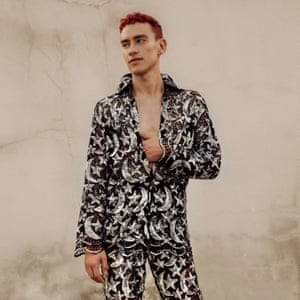 Olly Alexander of Years & Years.