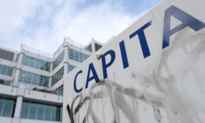 Capita's offices in Bournemouth, Dorset.