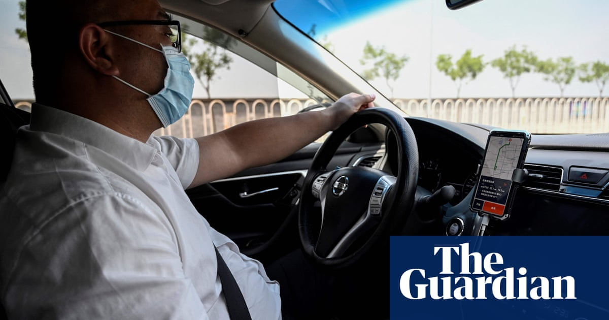 Uber rival Didi Chuxing suspends plans for UK and Europe launch