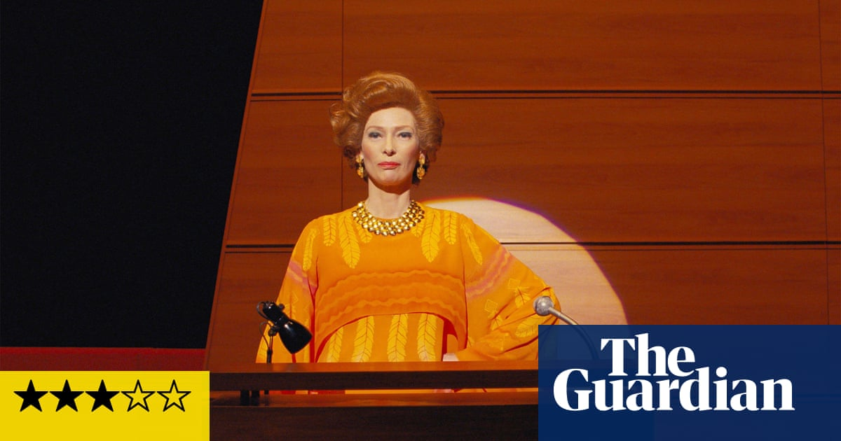 The French Dispatch review – exasperating Wes Anderson portmanteau picture