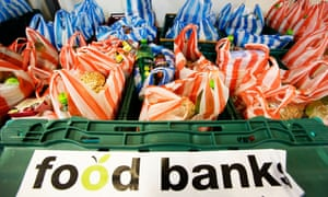A food bank run by Aberdeen Food Bank Partnership.