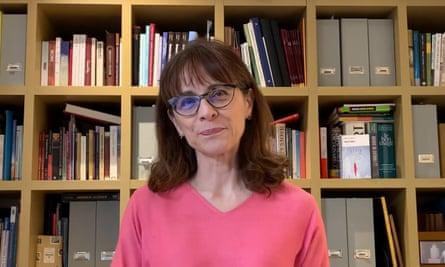 IWHC's president Françoise Girard