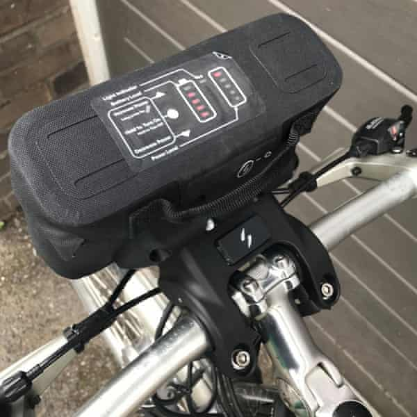 Swytch battery pack/control panel