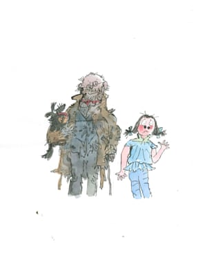 Mr Stink and his dog
