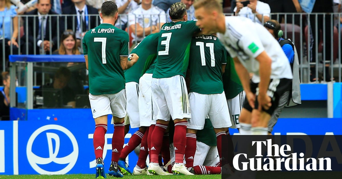 22d77f158 Germany vs Mexico  Live Updates