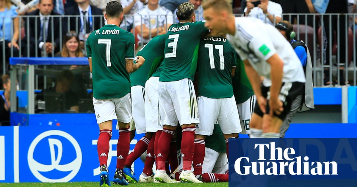 592b08980 Mexico play for the love of winning to seal one of their greatest victories