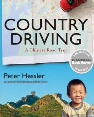 Book cover of Country Driving by Peter Hessler