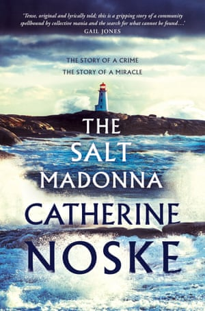 Cover image for Catherine Noske's The Salt Madonna.