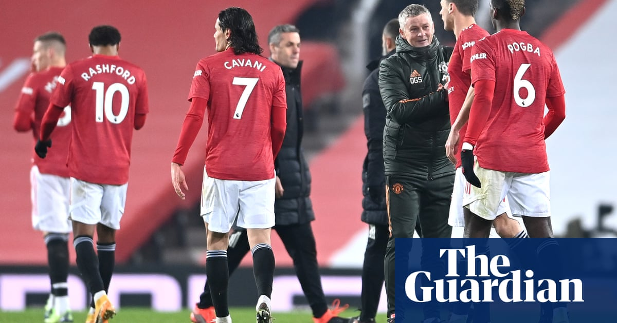 Solskjær wants Manchester United squad to develop an inner justice