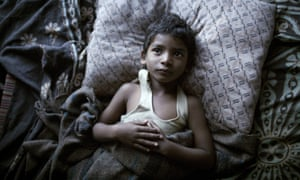 'Unimprovable': Sunny Pawar as Saroo Brierley in Lion.