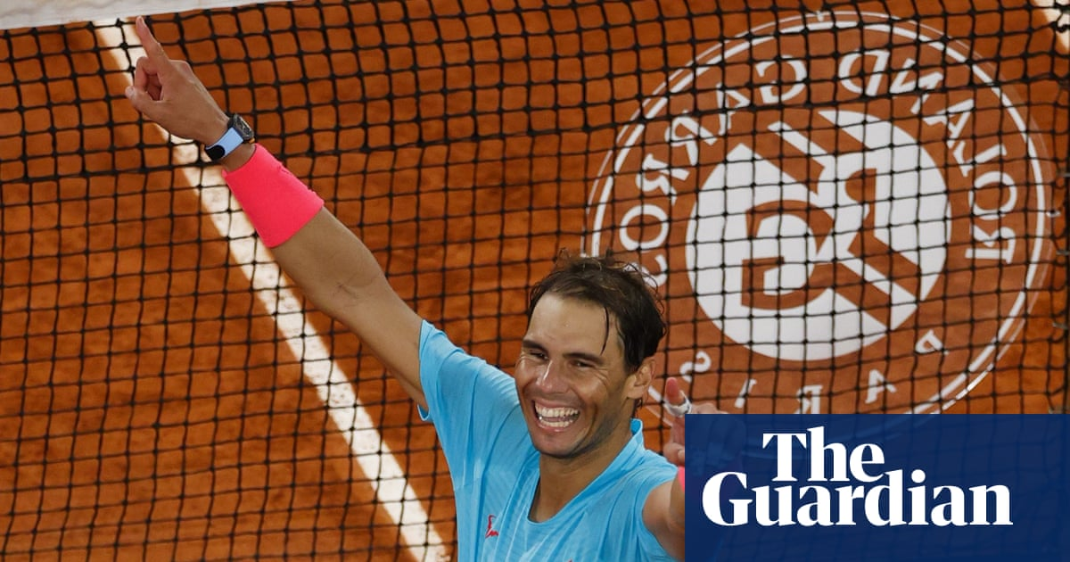 Sports quiz of the week: French Open, Josh Taylor and Champions League