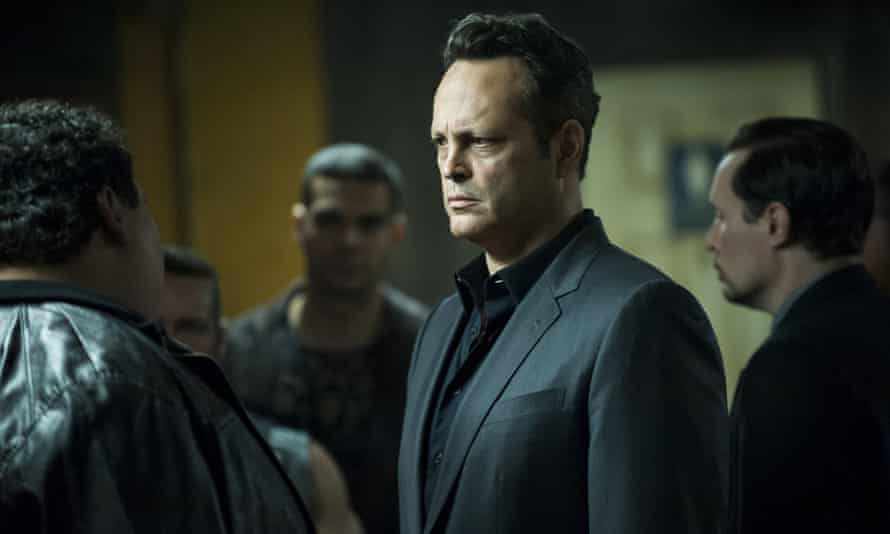 Vince Vaughn in True Detective