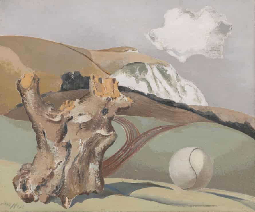Nash's Event on the Downs (1934).