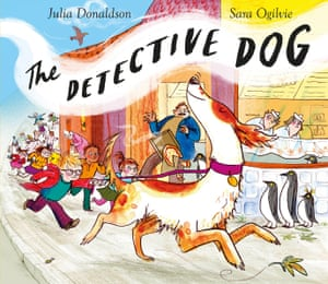 'A picture book with an agenda': The Detective Dog by Julian Donaldson and Sara Ogilvie
