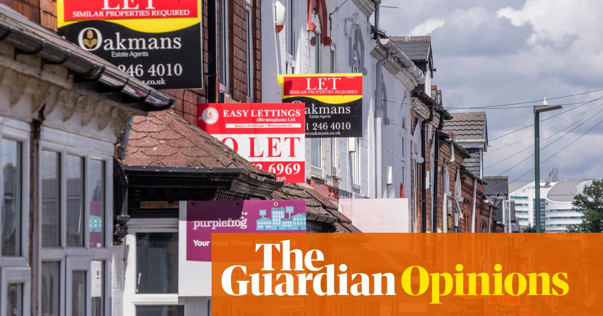 Landlord power is not just bad for tenants. It harms homeowners, too