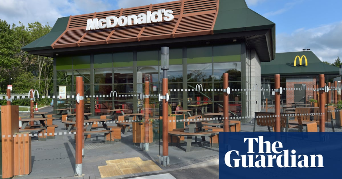McDonald's to hire 20,000 workers in UK and Ireland