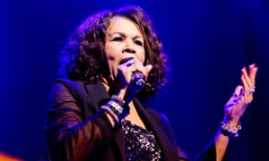 Candi Staton at the Sage, Gateshead, on New Year's Eve.