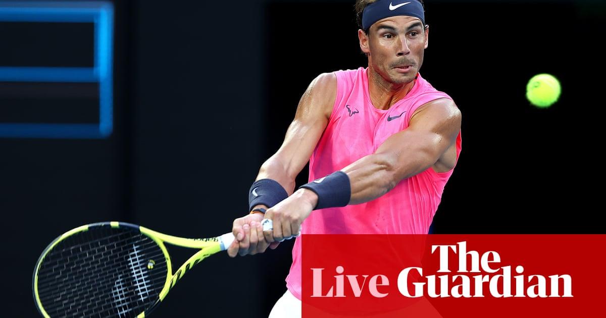 Rafael Nadal v Dominic Thiem: Australian Open quarter-final – live!