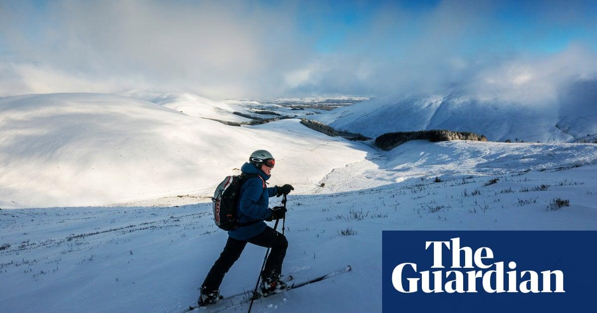 Shrews and snow buntings – a post lockdown-easing diary