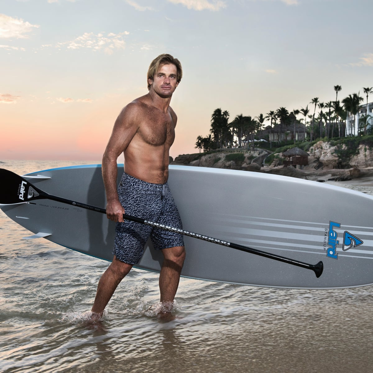 Laird Hamilton S Age Busting 10 Point Plan To Supercharge Your Body Surfing The Guardian