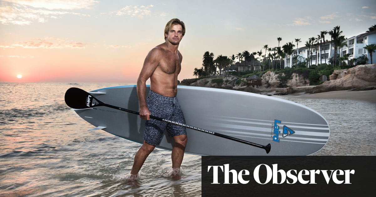 9014e24f64 Laird Hamilton s age-busting 10-point plan to supercharge your body ...