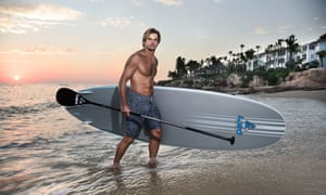 Chairman of the board: Laird Hamilton, from surfing  legend to lifestyle guru.