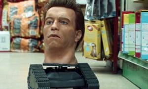 Arnold Schwarzenegger PPI advert