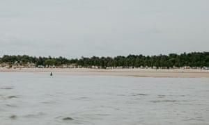 Beach huts, Wells-next-the-Sea.