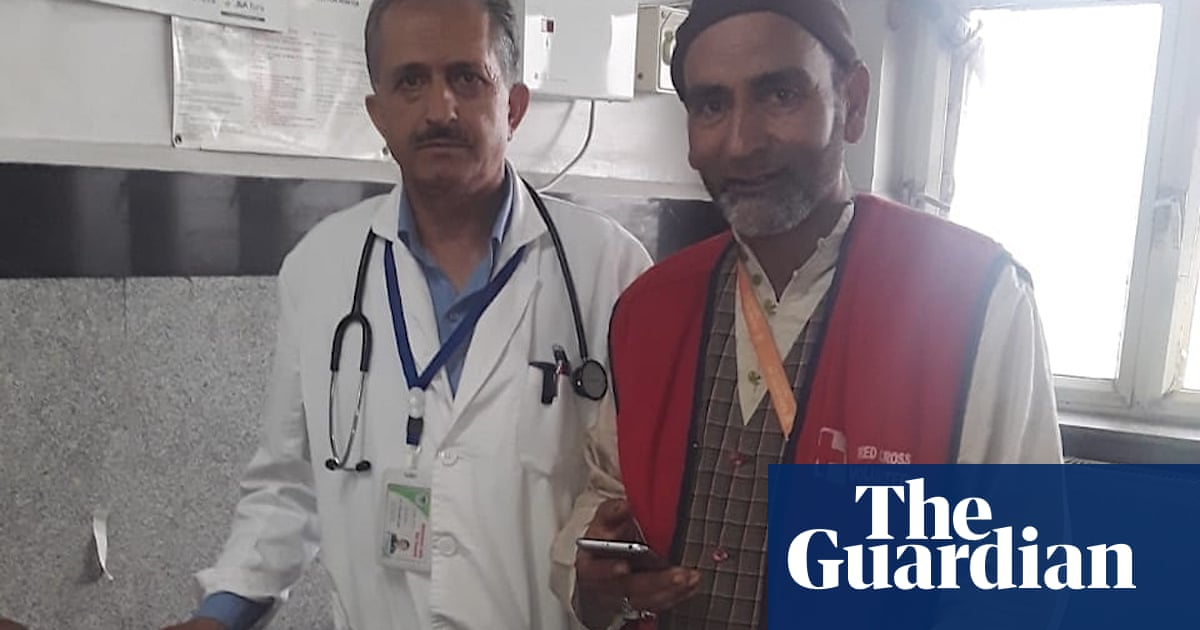 Blood brother: the Kashmiri man who is India's biggest donor
