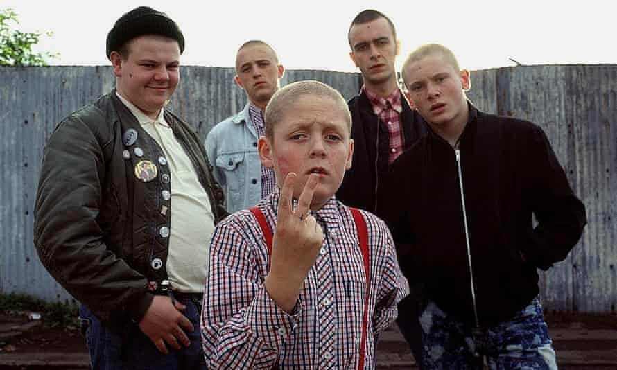 Hard knocks: Jack O'Connell as Pukey in This Is England.