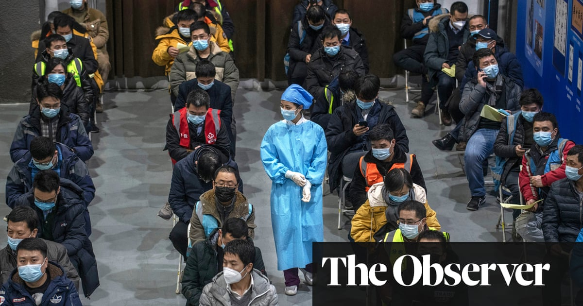 China forces pace of vaccinations with persuasion … and some cash