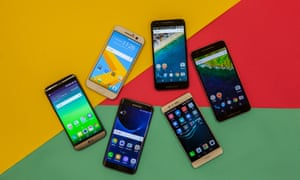 Six of the best Android smartphones | Technology | The Guardian