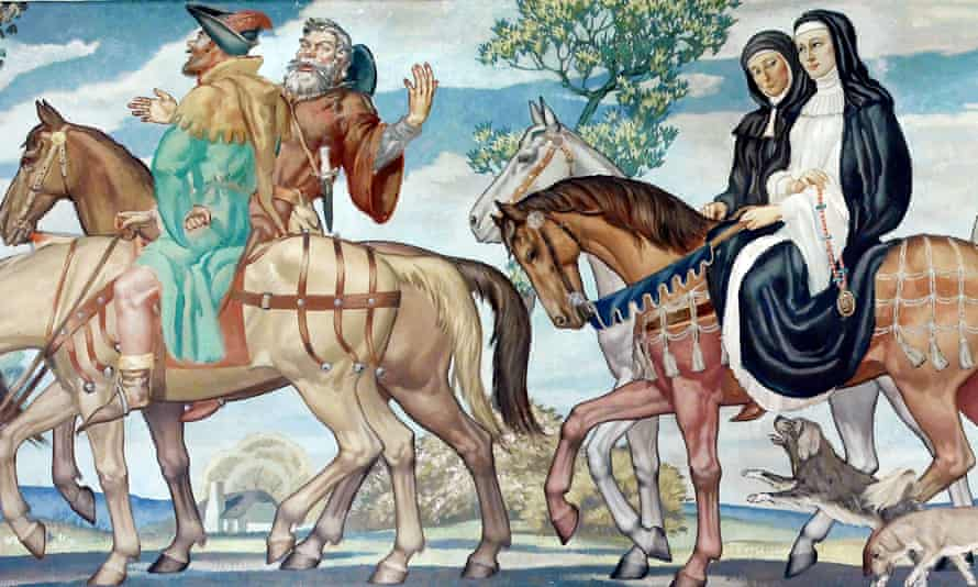 Chaucer used the word 'queynte' in The Canterbury Tales, for example in The Miller's Tale: 'Pryvely he caught her by the queynte'.