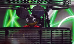 Deadmau5 had sought to trademark the shape of his stage head for use on other merchandise but Disney claimed it was 'nearly identical' to Disney's Mouse Ears.