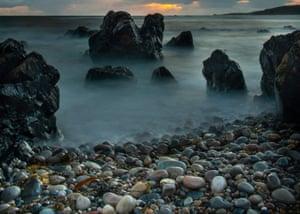 Malin Head Sunset, Ireland, by Yvonne Doherty
