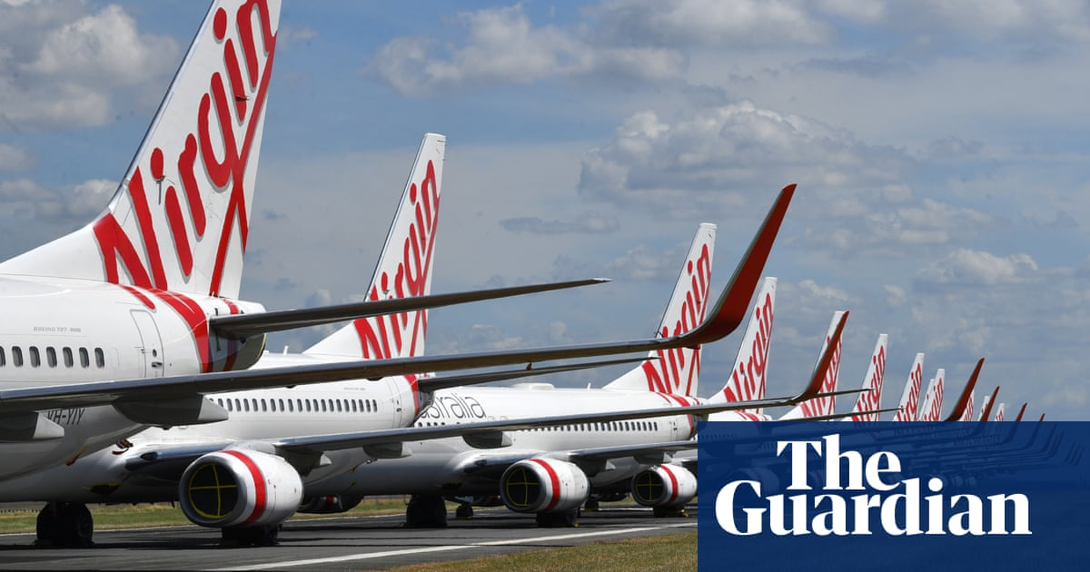 Virgin Australia set to enter voluntary administration with thousands of jobs at risk – The Guardian