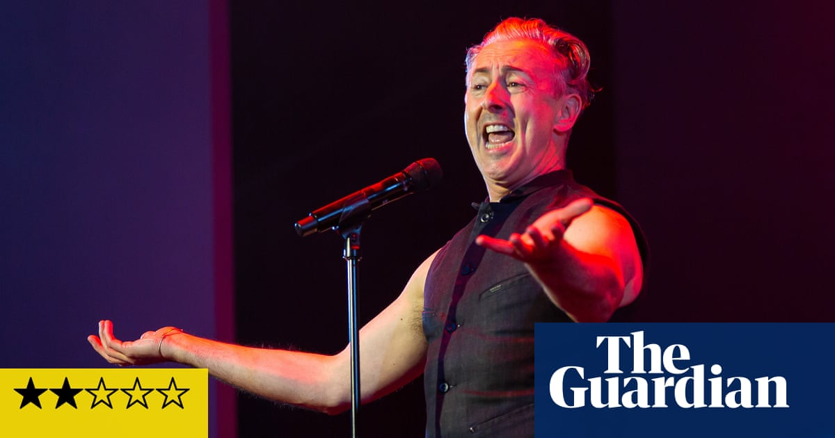 Alan Cumming Is Not Acting His Age review – much music, little material