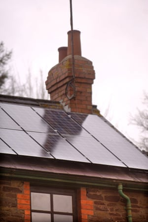 'What we, and the 700,000 people who have installed solar across the UK, are part of is nothing short of an energy revolution.'