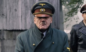 A still from the 2004 film Downfall. A BP worker who was fired for sharing a Hitler parody meme has been awarded $200,000 in compensation for lost wages.
