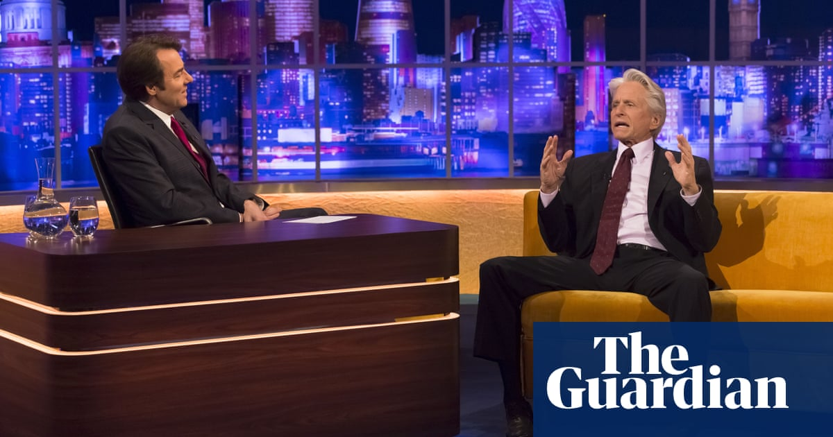 When good TV goes bad: how Jonathan Ross's couch got so bare