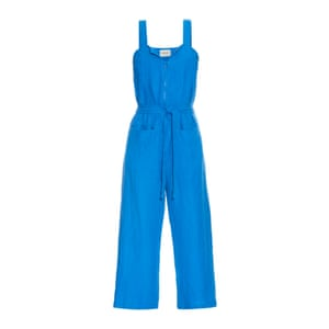 Jumpsuit, £230, by Rachel Comey from matchesfashion.com.