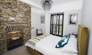 Hafod Hotel bedroom