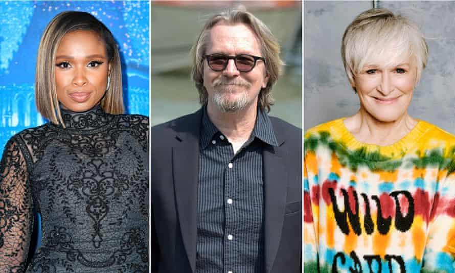 Jennifer Hudson, Gary Oldman and Glenn Close