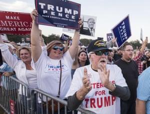 Tallahassee Trump rally